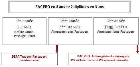 Les Formations Paysage au Lycée Technologique Professionnel Agricole La Cadène (31) : Bac Pro, CAPA, BPA - Apprentis d'Auteuil