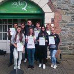 voyage Irlande 1er bac pro productions horticoles lycee st françois (6)