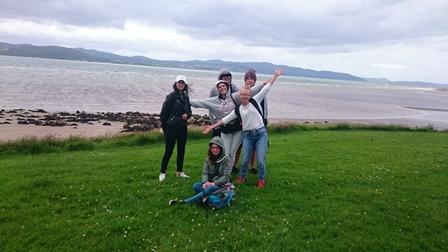 voyage Irlande 1er bac pro productions horticoles lycee st françois (9)