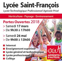 Lycée Saint-François - La Cadène